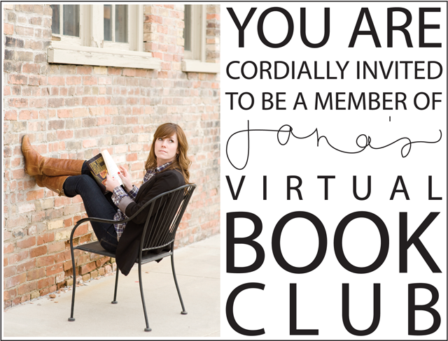 jana laurene, virtual book club