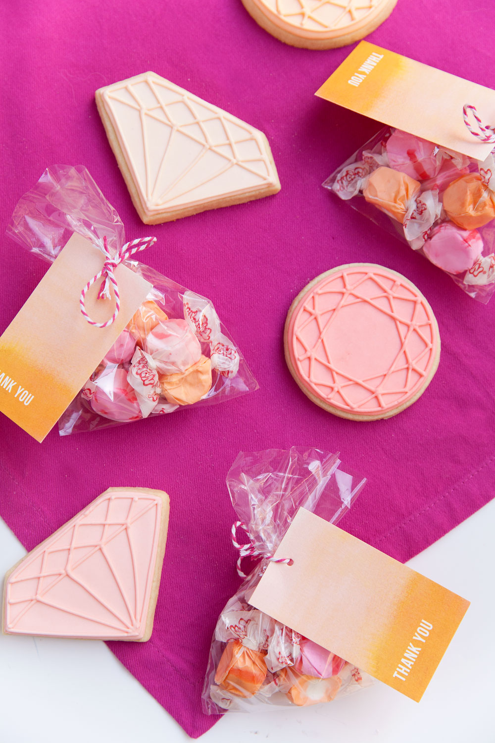 OMBRE GEM COOKIES | BITS OF PRETTY